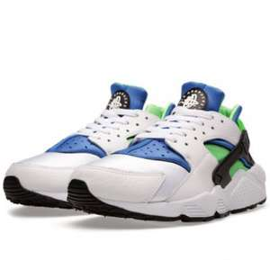 "Nike Air Huarache ""Scream Green"" £63.20 plus £2.95 p&p @ End Clothing"