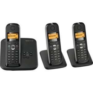 Siemens TRIPLE telephone pack with answering machine - £20.00 Sold by AVIDES and Fulfilled by Amazon