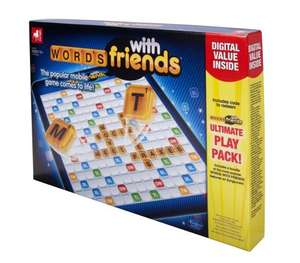 Words with Friends £5.99 Delivered at Ebay Argos Outlet
