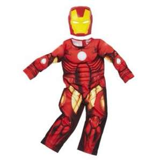 Iron Man Costume £6.20  Sainsburys instore