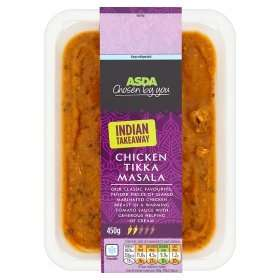 """Asda fresh Indian and Chinese """"Takeaway"""" Meals, only £2 instore/online"""