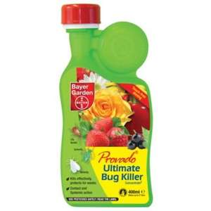 Bayer Provado Ultimate Bug Killer 400ml Now £2.50 Was £7.50 In Store Wilkinsons