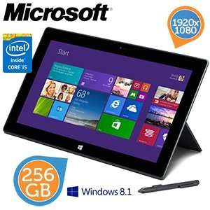 "Microsoft Surface Pro 2 - (10.6""  / Intel Dual Core i5 / 256GB SSD / 8GB DDR3) - £522.90 @ iBOOD"