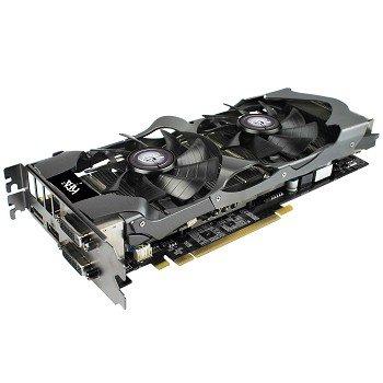 KFA2 GeForce GTX 760 EX OC 2048MB GDDR5 PCI-Express Graphics Card £127.99 plus £8 p&p - Overclockers UK