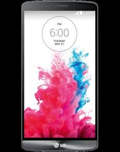 LG G3 - £18 pm (24 mths), Free Phone, £432 possible £27.27 TCB @ Mobiles.co.uk