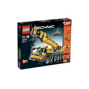 Lego 42009 Technic Mobile Crane MK II £100.49 (30% off RRP) @ Smyths with code