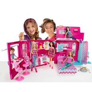 Barbie Glam Camper £94.99 down to £58.99 @ SMYTHS with code