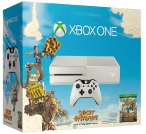 Xbox One (White) Sunset Overdrive Bundle £309.97 Delivered @ Gamestop