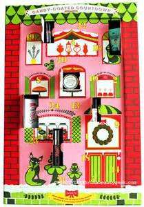 Benefit Candy Coated Count Down to Christmas Advent Calender available on Debenhams NOW!! - £60