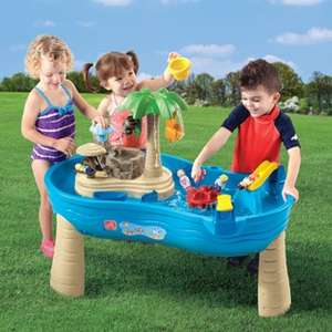 Step 2 Tropical Island Water Table £58.99 Normally £85 @ Activity Toys Direct