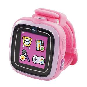 VTech Kidizoom Smart Watch Pink/Blue/White £24.99 using TDX-GK4P £5 off Code @ Tesco Direct - Click & Collect Available