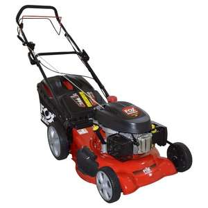 Fox 20'' QUAD-CUT Self Propelled Petrol Lawn Mower - Catalogue £269.99, website £169.99 delivered @ UK Home Shopping