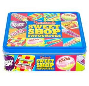 Swizzels Sweet Shop Favourites Square Tin 750g £4 @ asda