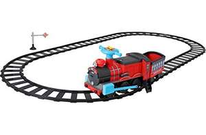 Chad Valley Powered Ride On Train & Track Set ARGOS ONLINE £64.99
