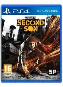 inFamous: Second Son (PS4) £24.85 Delivered @ Simply Games