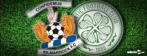 2 for 1 on tickets for the celtic fc v kilmarnock game - £26