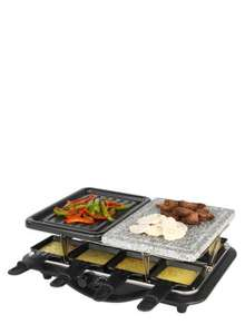 Global Gourmet Swiss Rectangular Stone/Grill Raclette @BHS for £26.24