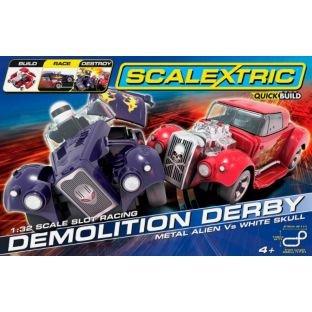 Scalextric Demolition Derby at argos, £39.99 down from £99.99,