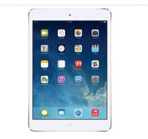Apple iPad mini 16GB Wi-Fi Silver £179 or the retina screen version for £219 @ Tesco with £20 off voucher code