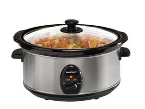 Silvercrest Slow cooker @ Lidl, £12.99 from 23rd October