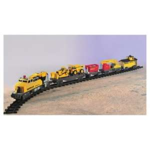 Cat construction express train set £20 @ Tesco Half Price