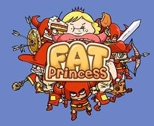 Free code for Fat Princess on PS3