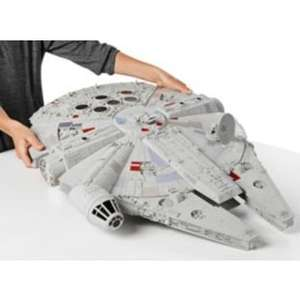 Star Wars Millenium Falcon Toy Half Price was £59.99 now £29.99 from Argos.