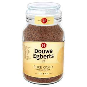 Douwe egberts 190g pure gold £3.99 @ co-op