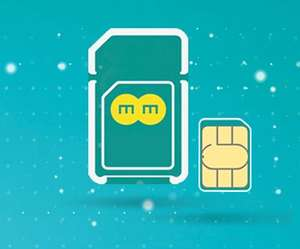 100MB 4G Data Every Month - Free For Life @ EE