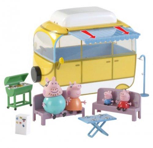 Peppa Pig Campervan Playset  £16.99 at B&M Stores