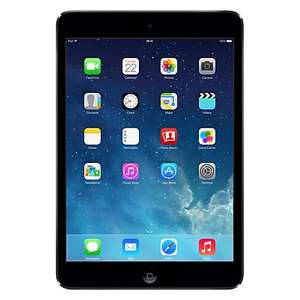"Apple iPad mini 2, Apple A7, iOS 7, 7.9"", Wi-Fi, 32GB (from 399 pounds) john lewis"