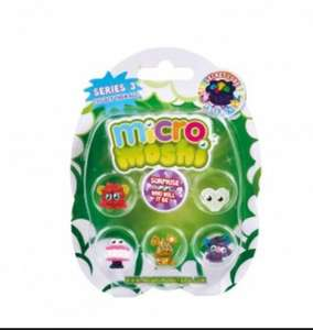 Moshi Monsters fan £1 instore at The Poundshop
