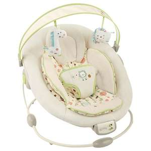 Bright Starts Comfort and Harmony Bouncer, Sandstone £39.99 @ John Lewis