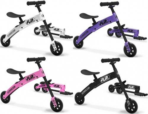 **Flip Balance Bike 4 Colours - Was £70 Now £22 + FREE Delivery - Kates Skates**