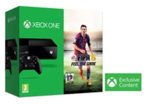 Xbox One with FIFA 15 on 0% finance from £26.23 p.m £349.85 @ Shopto.net