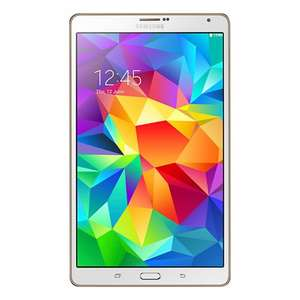 Samsung Galaxy Tab S 8.4 2560 x 1600 super amoled  SD card slot + £50 google play voucher 3 year warranty £319 Jown Lewis