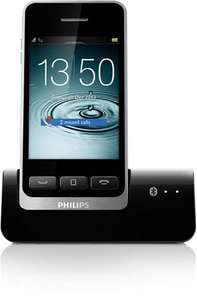 Philips S10A Cordless Telephone with Answer Machine - Single @ Argos £64.99