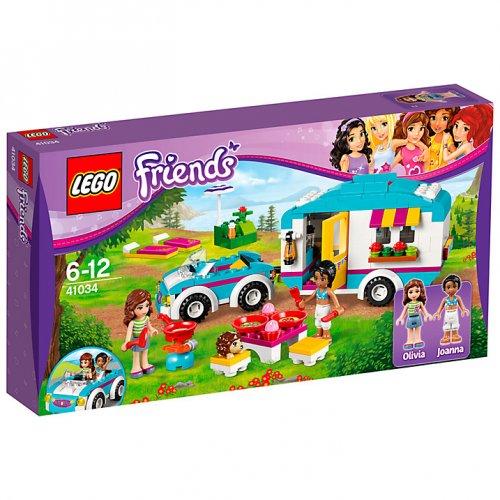 LEGO Friends 41034 Summer Caravan £15 @ John Lewis Or Tesco (Free Click & Collect)