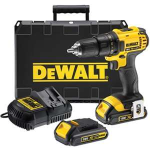 DeWalt DCD780 XR 18V Cordless Drill Driver 2 Speed 2 x 1.5Ah Li-Ion Batteries £119 @ Tools4Trade