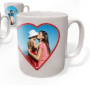 photo mug £1 + £1.99 P&P @ TruPrint
