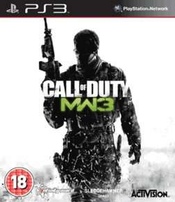 COD Modern Warfare 3 (PS3) £2.99 including delivery @ game (preowned)