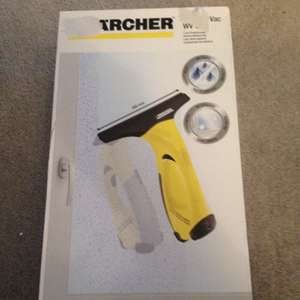Karcher window vac £35 instore @ Wilko