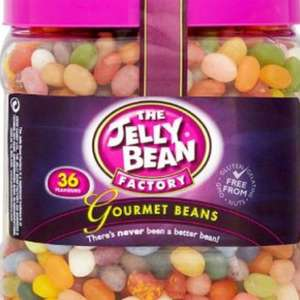 The Jelly Bean Factory Carrying Jar 1400g £9.00 @ Iceland