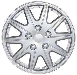 "Halfords Houston 13"", 14"", 15"" & 16"" Wheel Trims - Set of 4 £10.00"