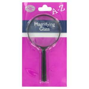 Magnifying Glass 70p @ wilko, collect instore