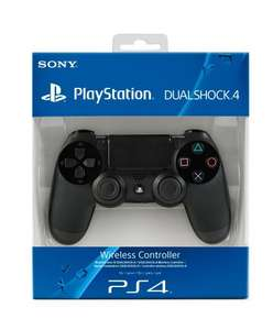Sony PS4 Dual Shock Controller (Black) £39.65 @ Amazon