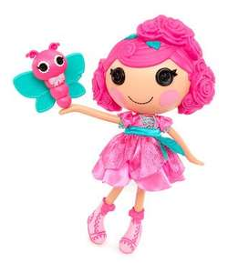 Large Lalaloopsy Assorted dolls £12.99 + p&p at Zulily