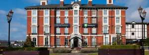 £159 for 2 night break at Holiday Inn Royal Victoria+ Breakfast+ 3 course dinner +2 adult tickets to Wildlife Park+ packed lunches