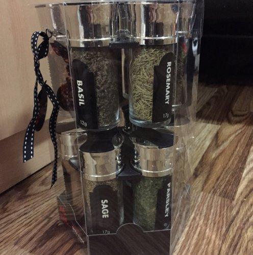 Spice Rack £10.00 @ B&M