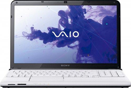 Sony Vaio Sv Series 500GB 4GB Laptop - White £283.99 @ argos ebay outlet